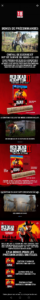 Canvas Facebook Red Dead Redemption 2