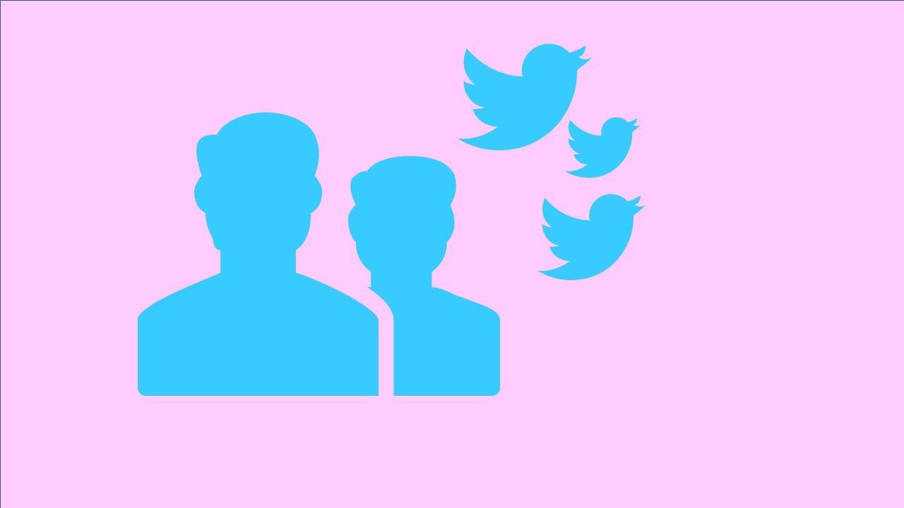Dirigeants sur Twitter