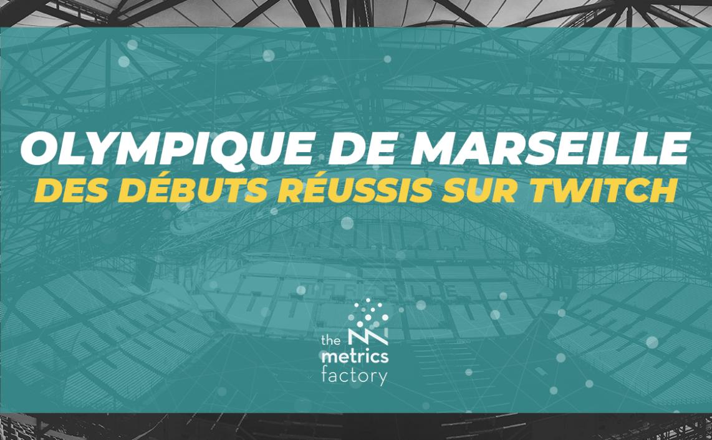 Bannière Article Olympique de Marseille x Twitch